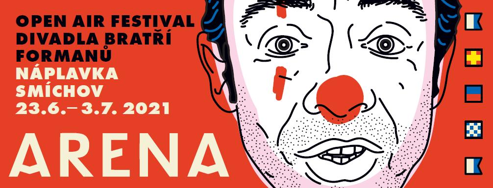 Čtvrtý ročník festivalu ARENA nabídne Obludárium z dílny bratří Formanů i divadlo pro celou rodinu