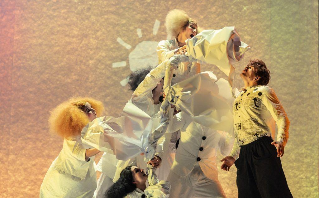 Zázrak (s)tvoření a New Normal: Laterna magika připravila premiéru pro děti i krátký taneční film
