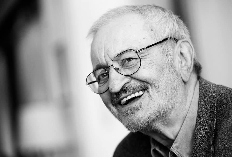 Zemřel slovenský herec Milan Lasica