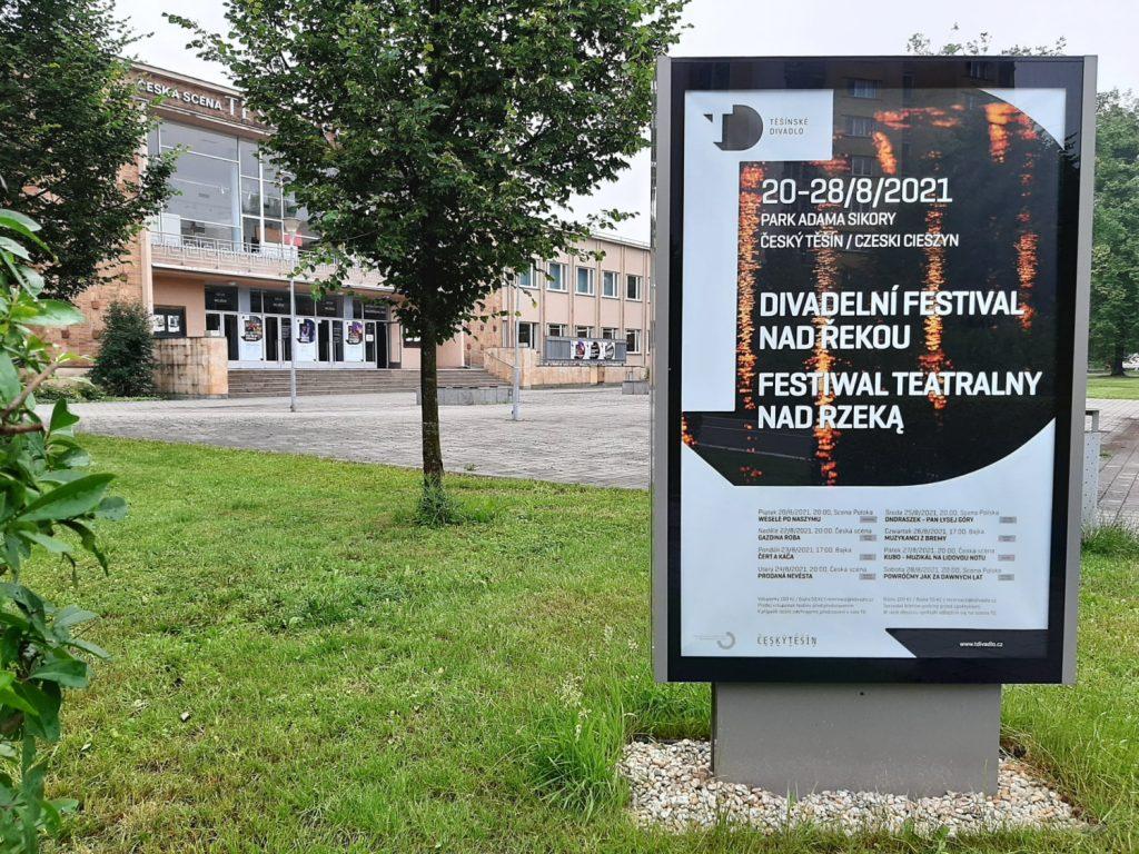 Těšínské divadlo uspořádá Divadelní festival nad řekou