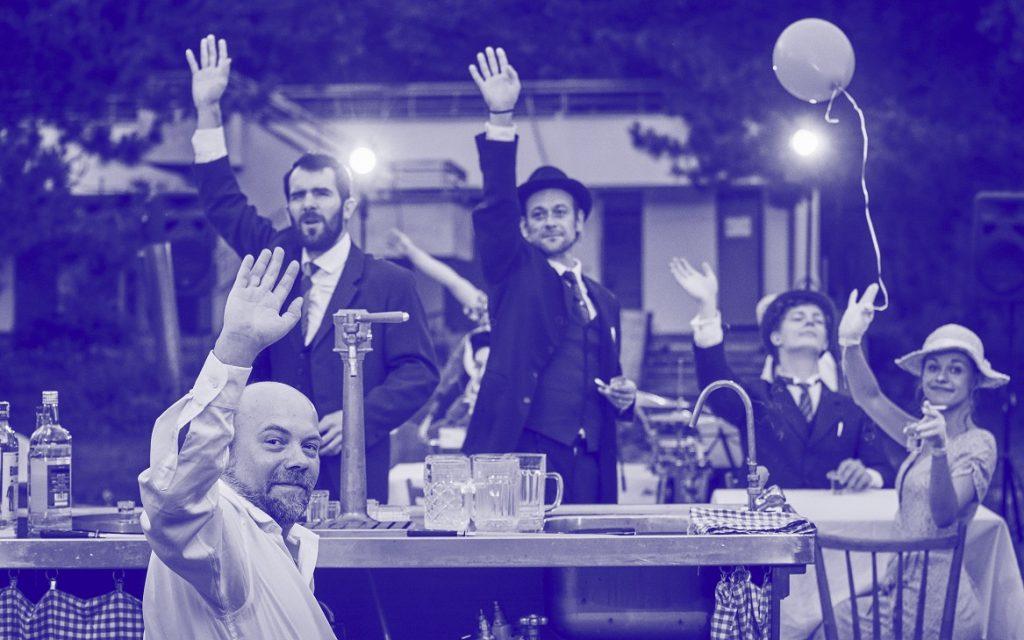 Divadelní zahradu Činoherního studia čeká šesté pokračování