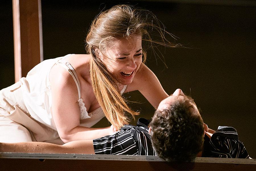 Na Letních shakespearovských slavnostech bude uvedena slovenská inscenace Romeo a Júlia