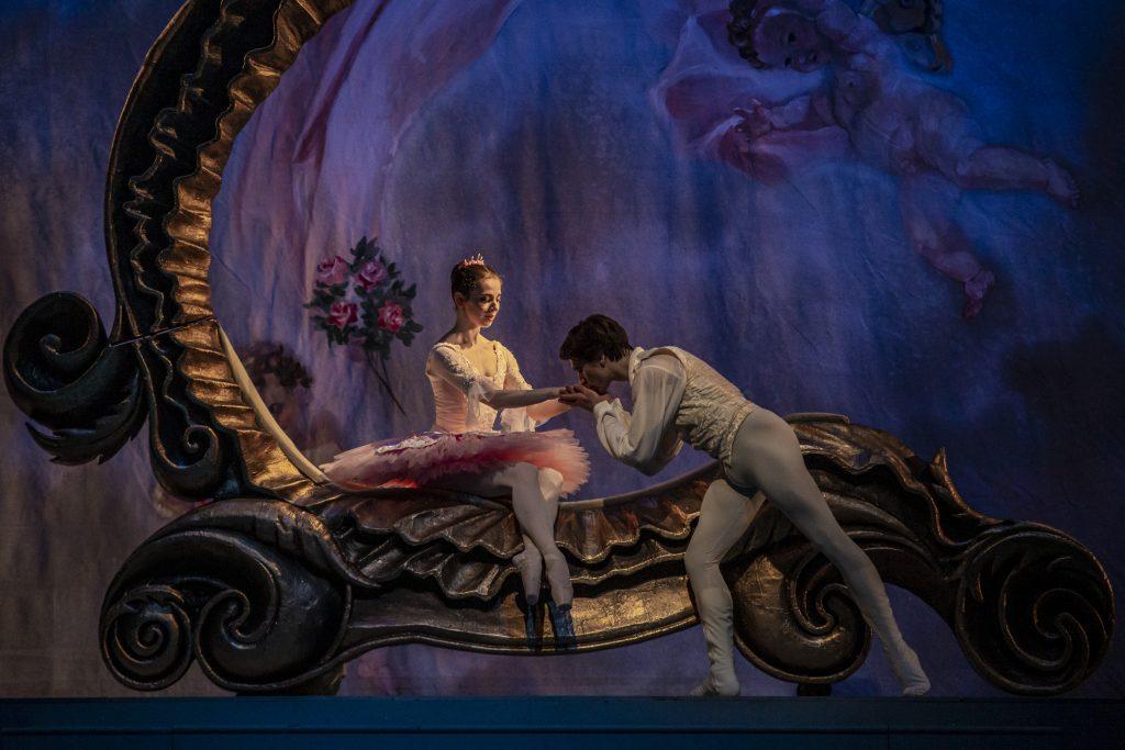 Balet Národního divadla uvede jako první premiéru sezony výpravný balet Spící krasavice