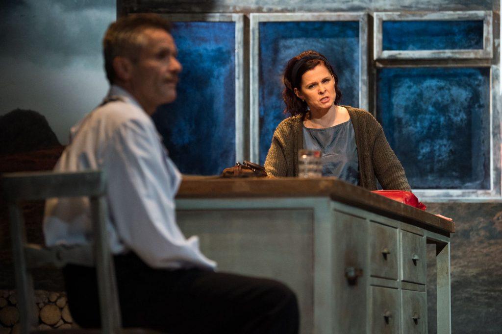 Po roce od nastudování obohatí repertoár Východočeského divadla thriller Venkov