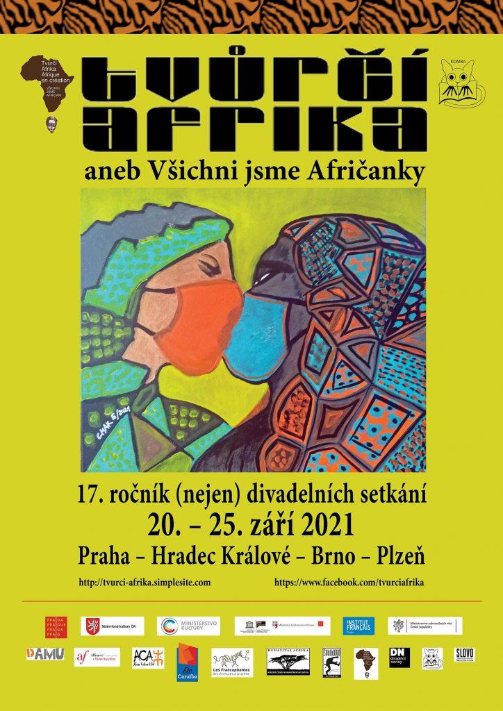 Festival Tvůrčí Afrika aneb Všichni jsme Afričanky zahájí 17. ročník 20. září na Mariánském náměstí