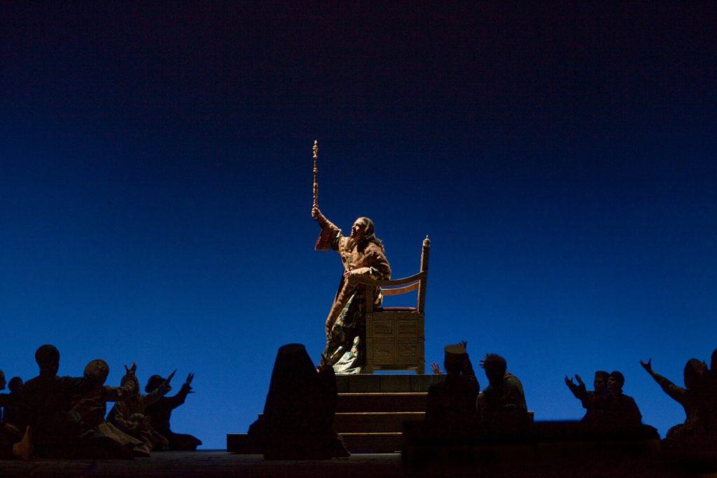 Nová sezóna operních kinopřenosů začíná historickým Musorgského monumentem Boris Godunov
