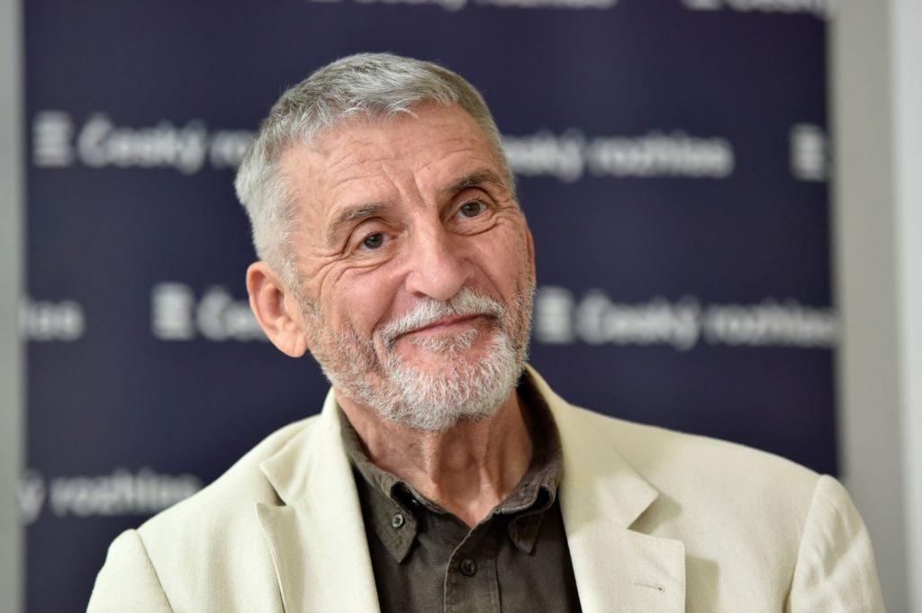 Herec a režisér Martin Huba obdrží 22. října čestný doktorát AMU