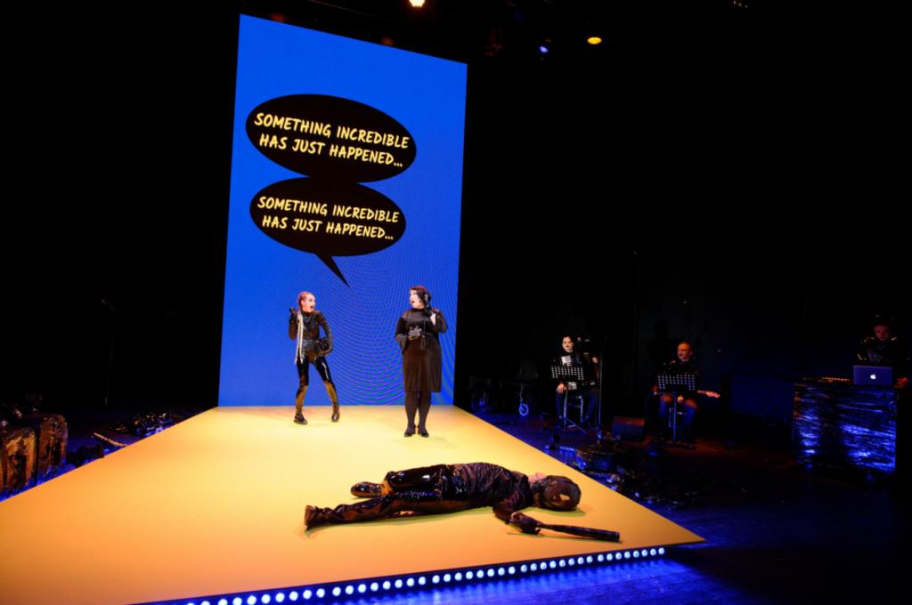 Komiksová opera Alfa zahájí divadelní část PALM OFF FEST 2021