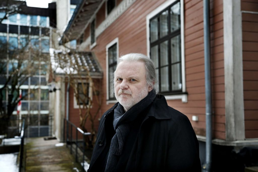 JAMU udělí čestný doktorát nejhranějšímu norskému dramatikovi Jonu Fossemu